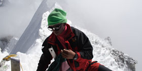 Yam B. Mukhiya, Mountaineering Guide, Expedition Leader